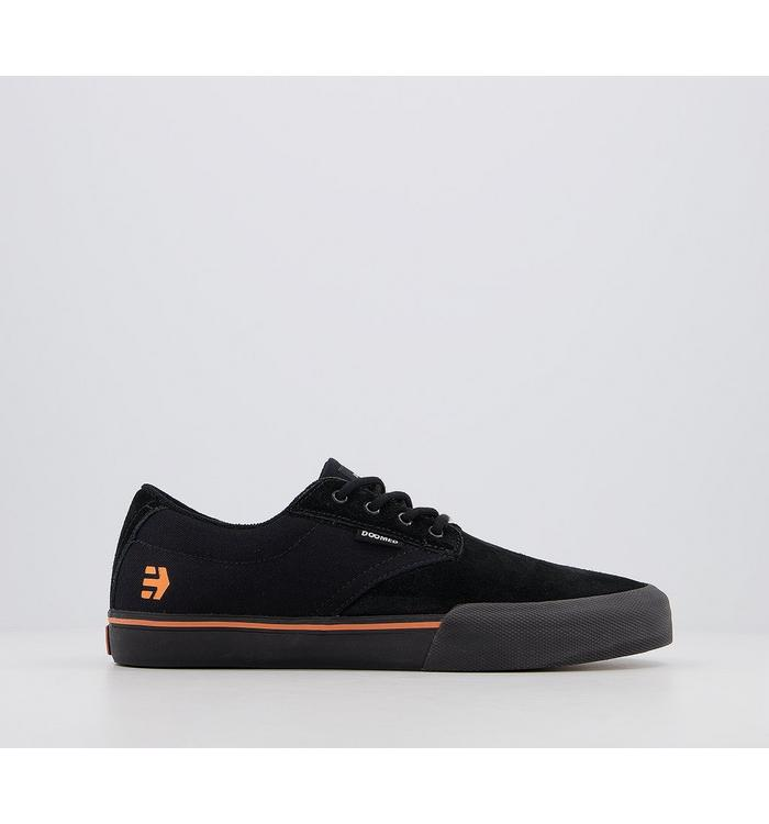 Etnies Etnies Jameson Vulc X Doomed BLACK RAW SUEDE CANVAS