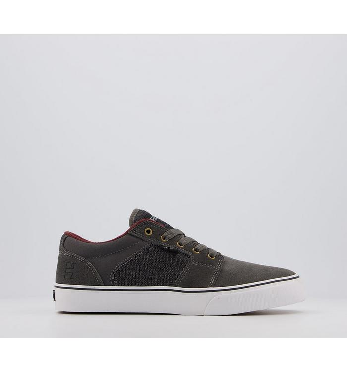 Etnies Etnies Barge Ls GREY BLACK GOLD