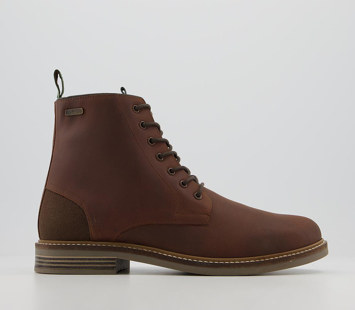 Seaham Lace Up Boots