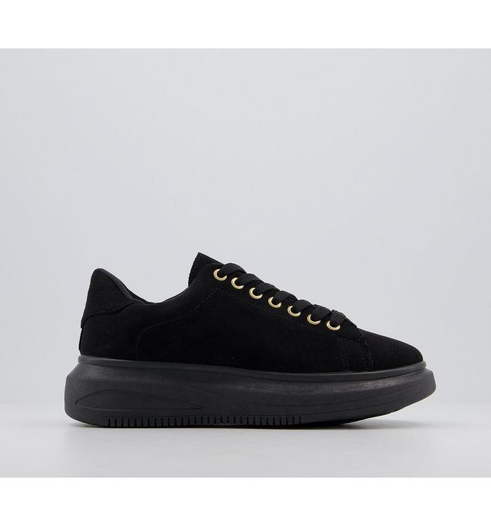 Koi Footwear Koi Footwear Koi Chunky Trainer VEGAN BLACK