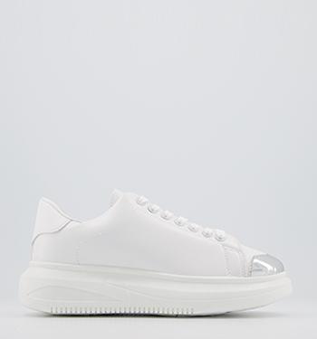 Womens Flat Shoes, Plimsolls \u0026 Pumps