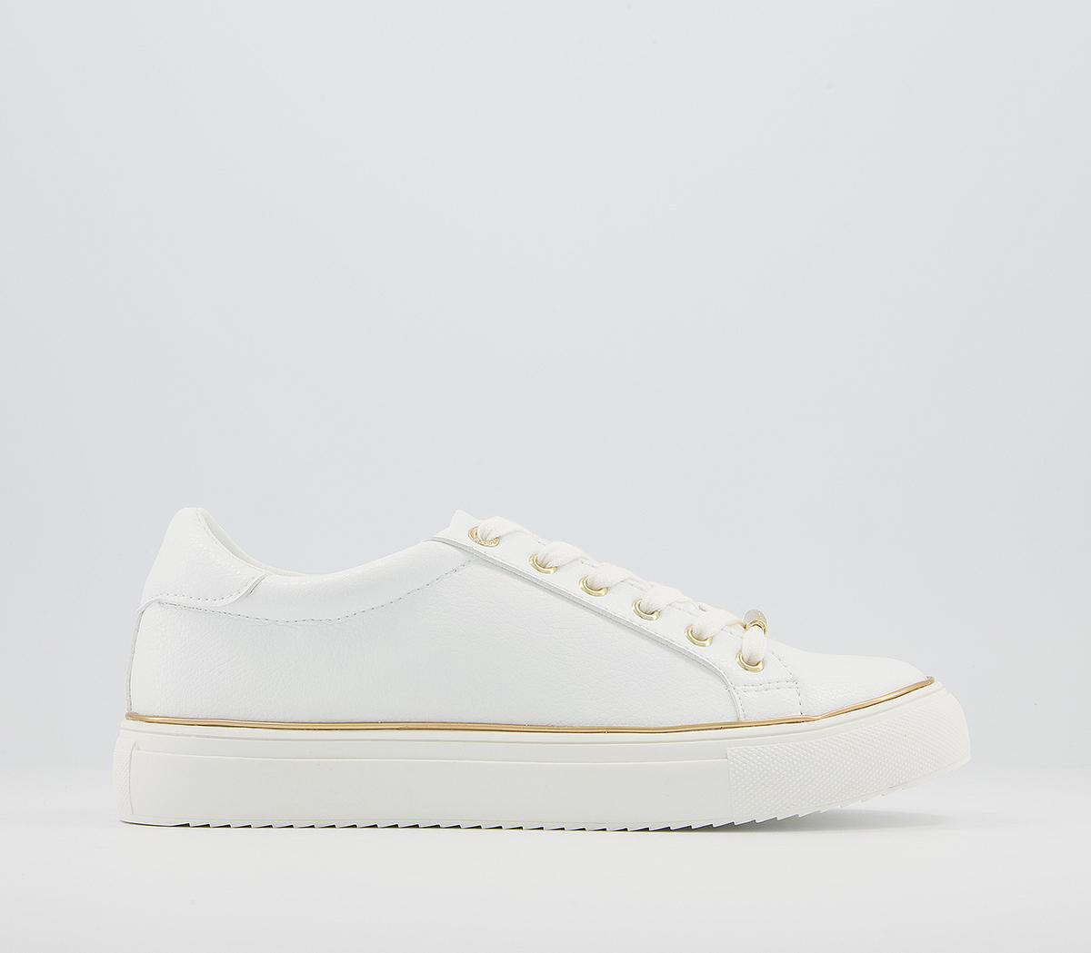 Frosty Lace Up With Rand Trainers