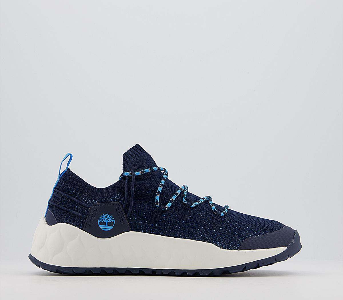 Solar Wave Low Knit Trainers