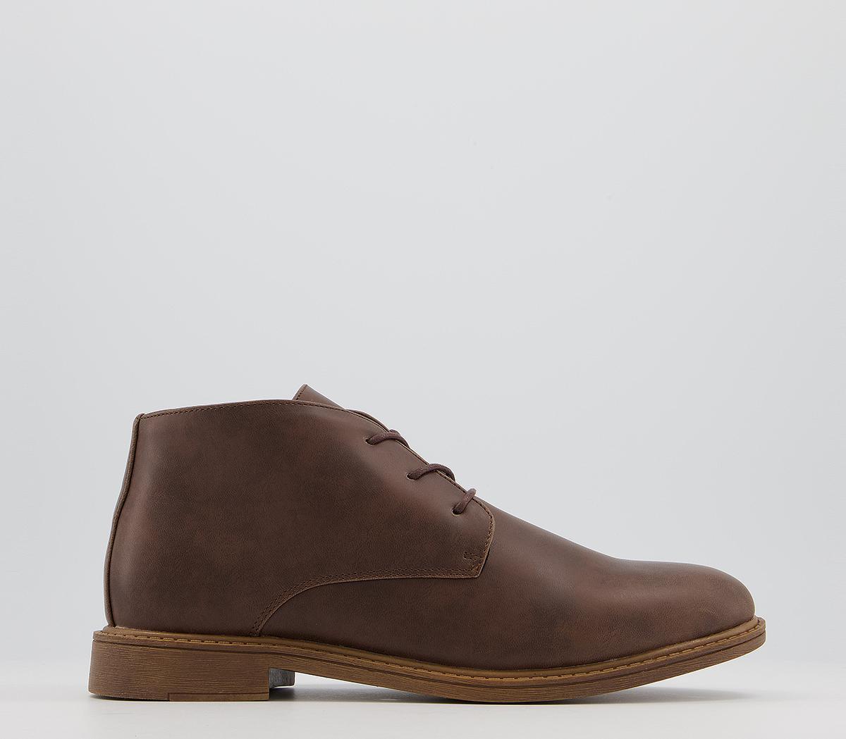 Brockley Chukka Boots
