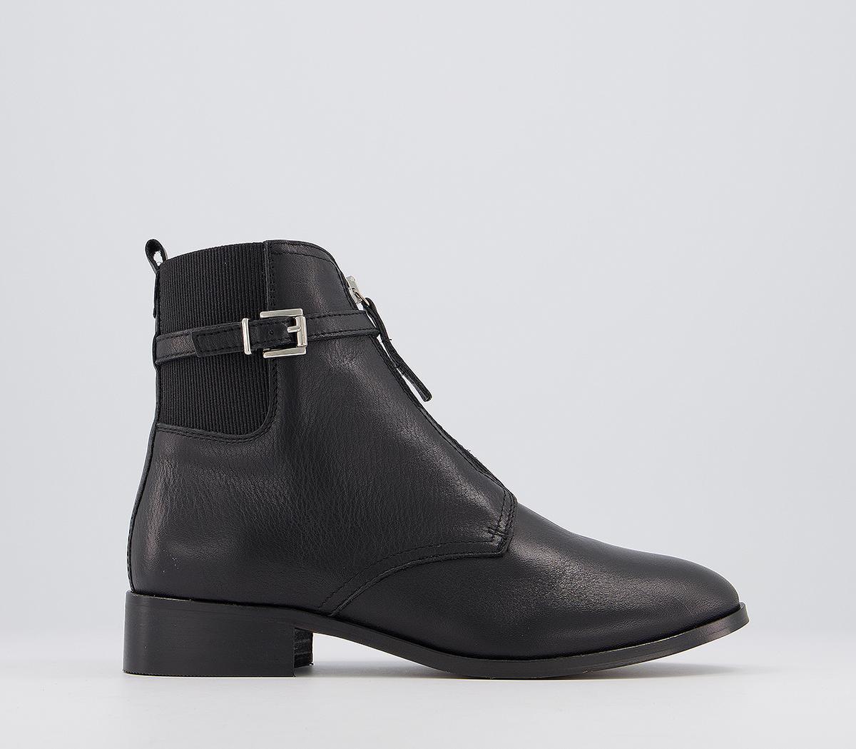 Arrange Small Zip Front Boots