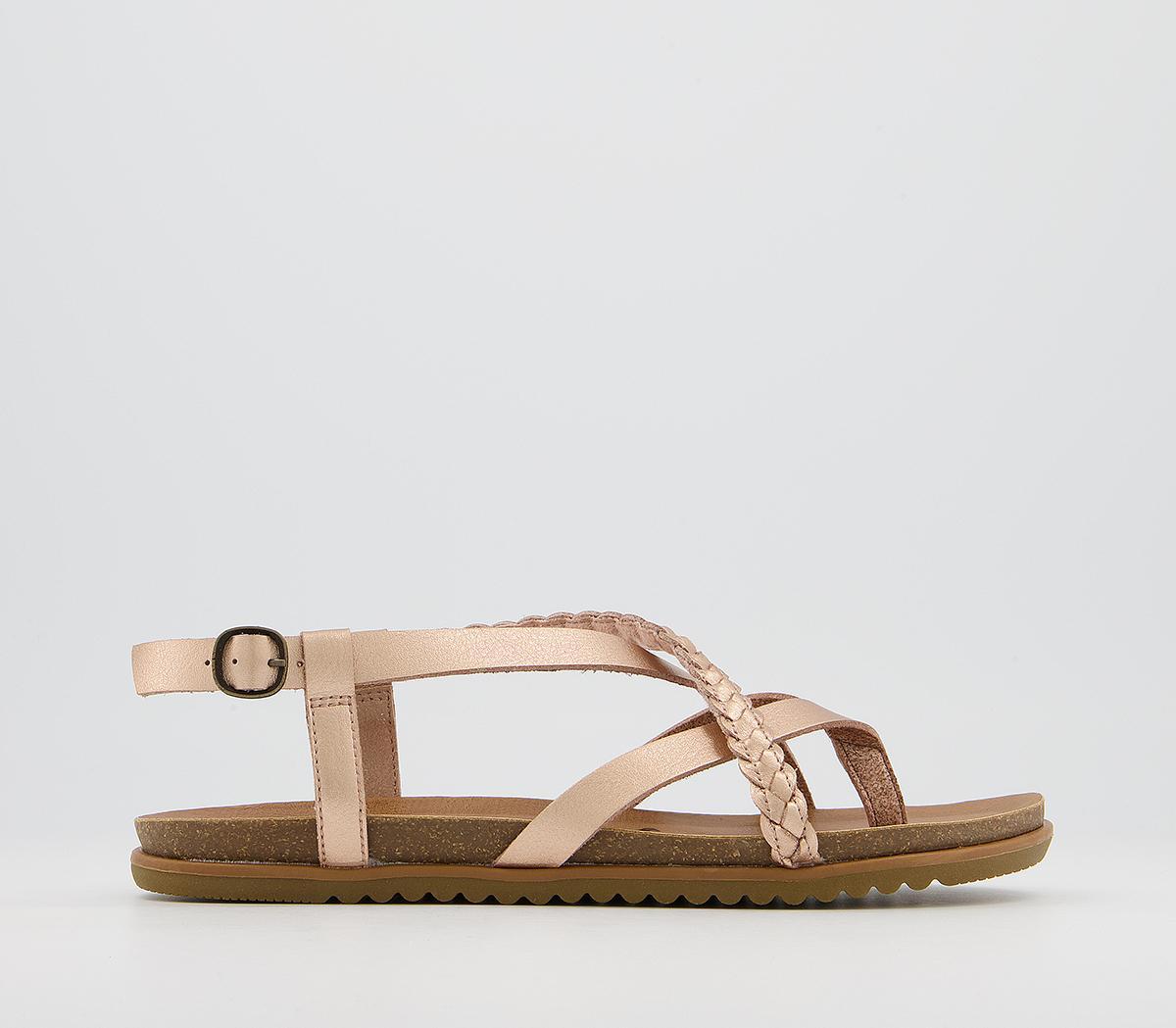 Mallorca Braid Sandals