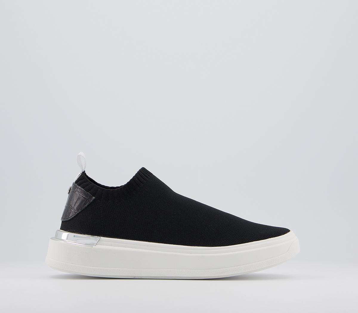 Florentine Knitted Slip On Trainers