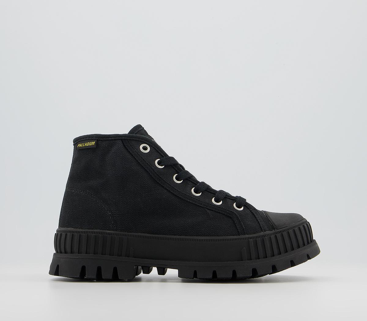 Pallashock High Boots