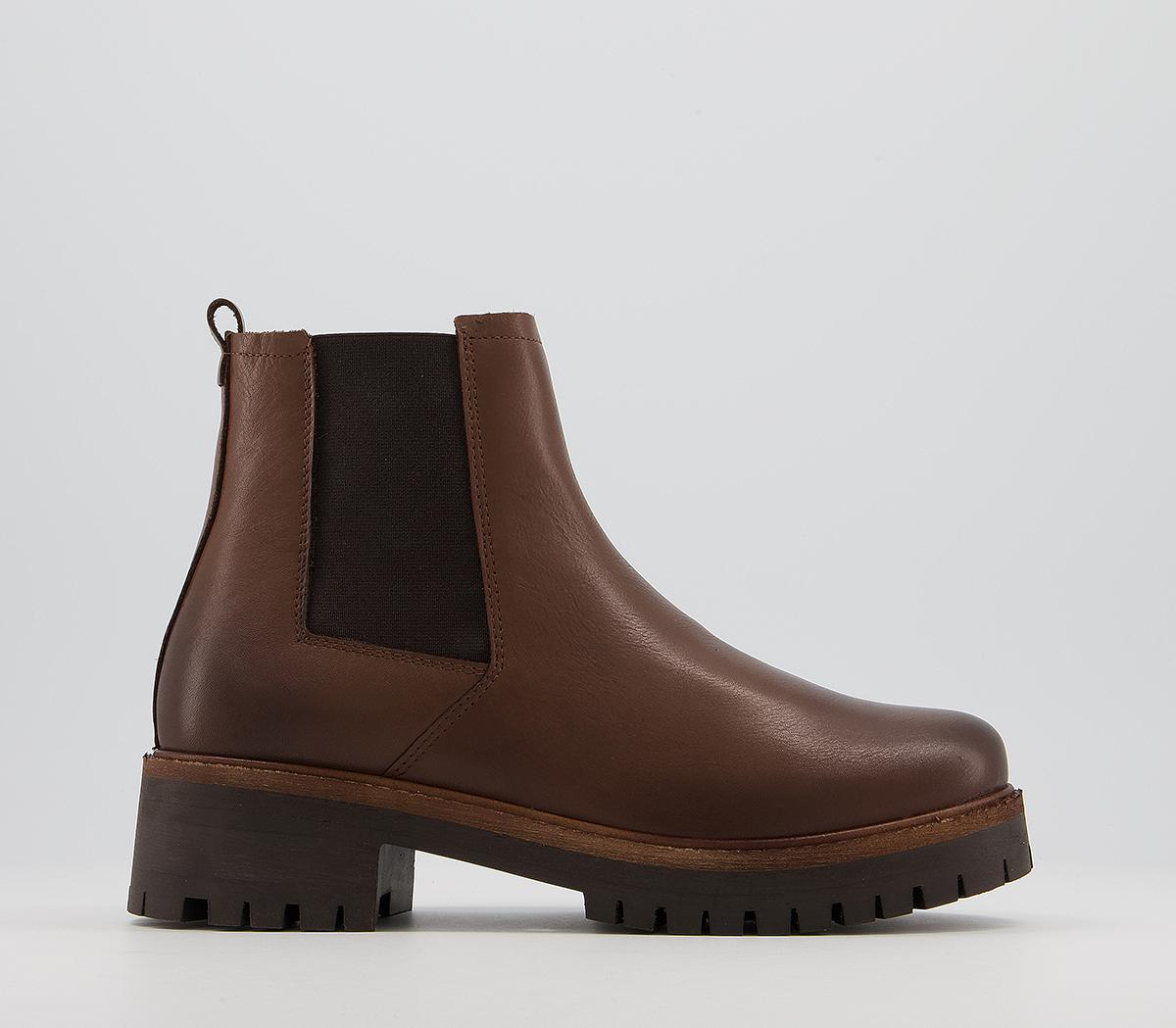 Appeal Mid Heel Casual Chelsea Boots
