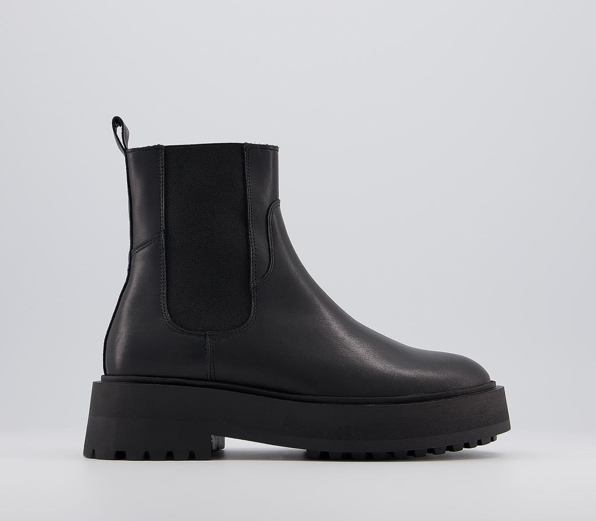 Assemble Smooth Sole Chelsea Boots