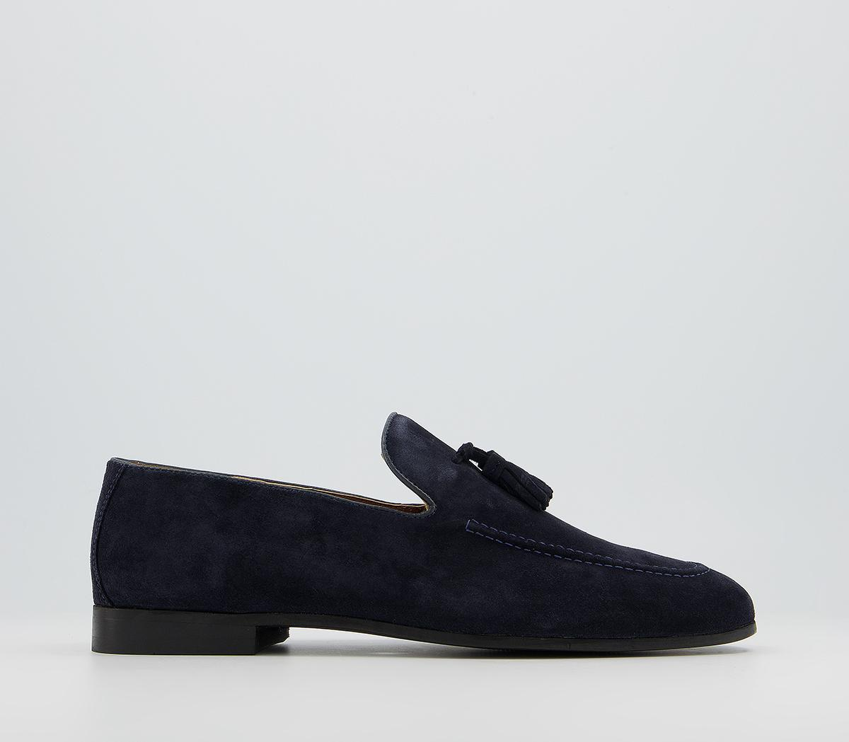 Terry Tassle Loafers