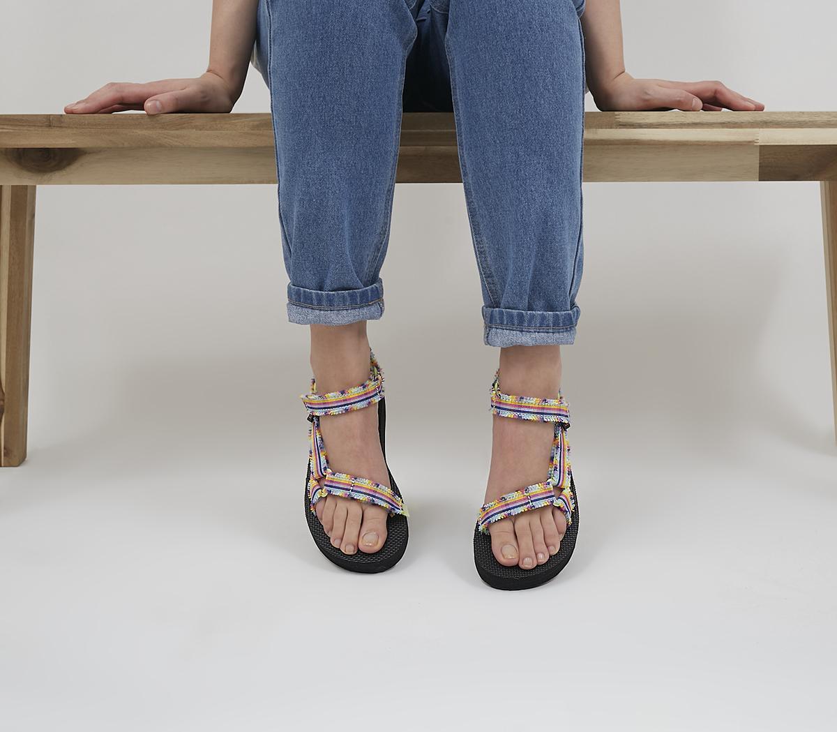 Midform Fray Sandals
