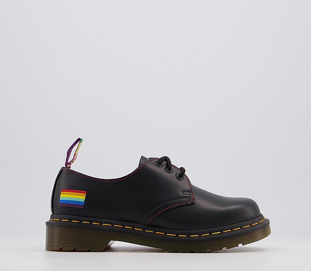1461 Pride 3 Eye Shoes W
