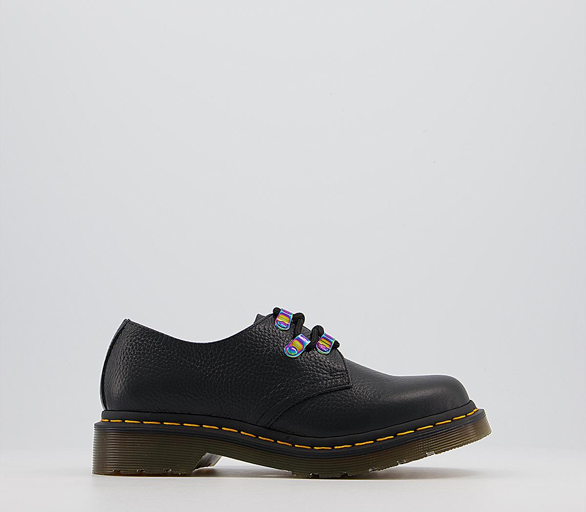 1461 Irridescent Hardware Shoes