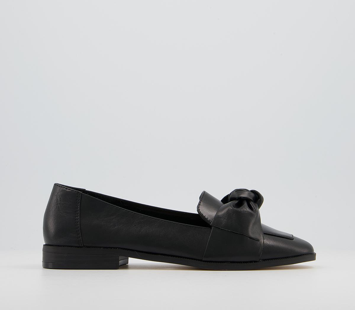 Flurry Bow Loafer Shoes