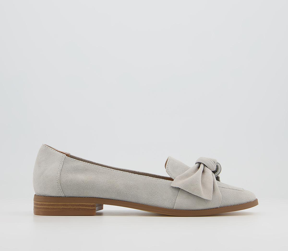 Flurry Bow Loafers