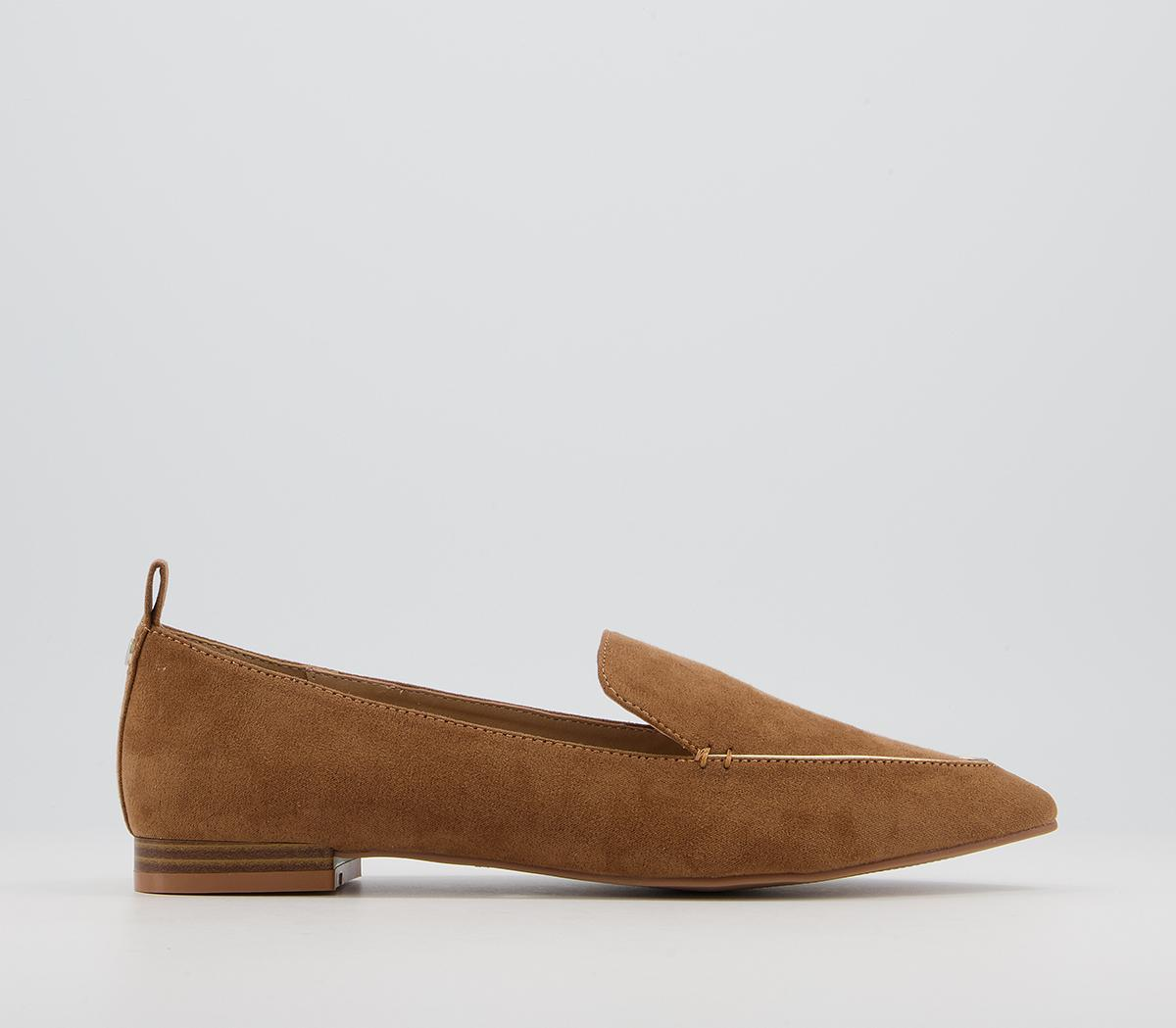 Fallon Pointed Loafers