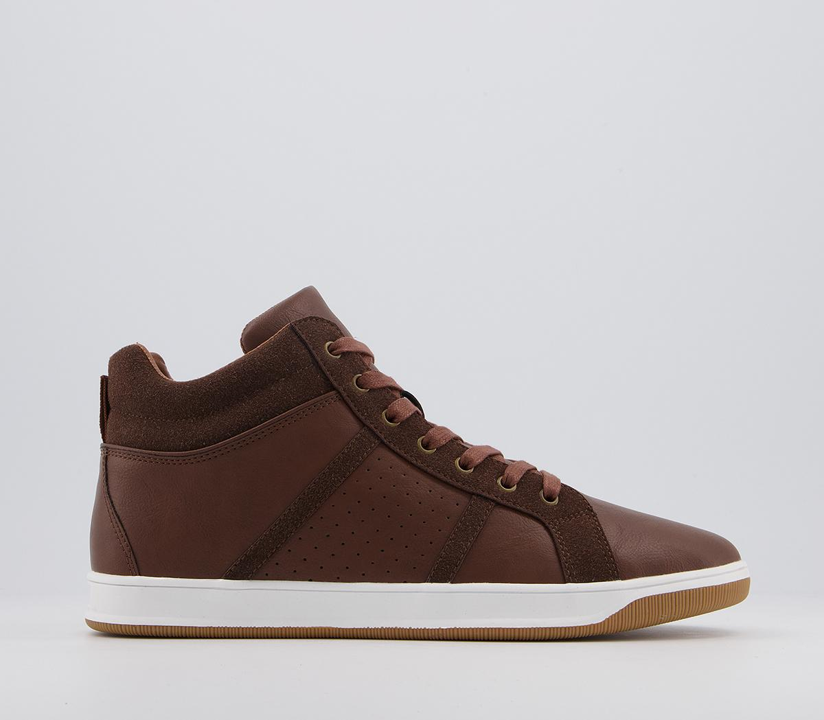 Clyde Mid Casual Trainers