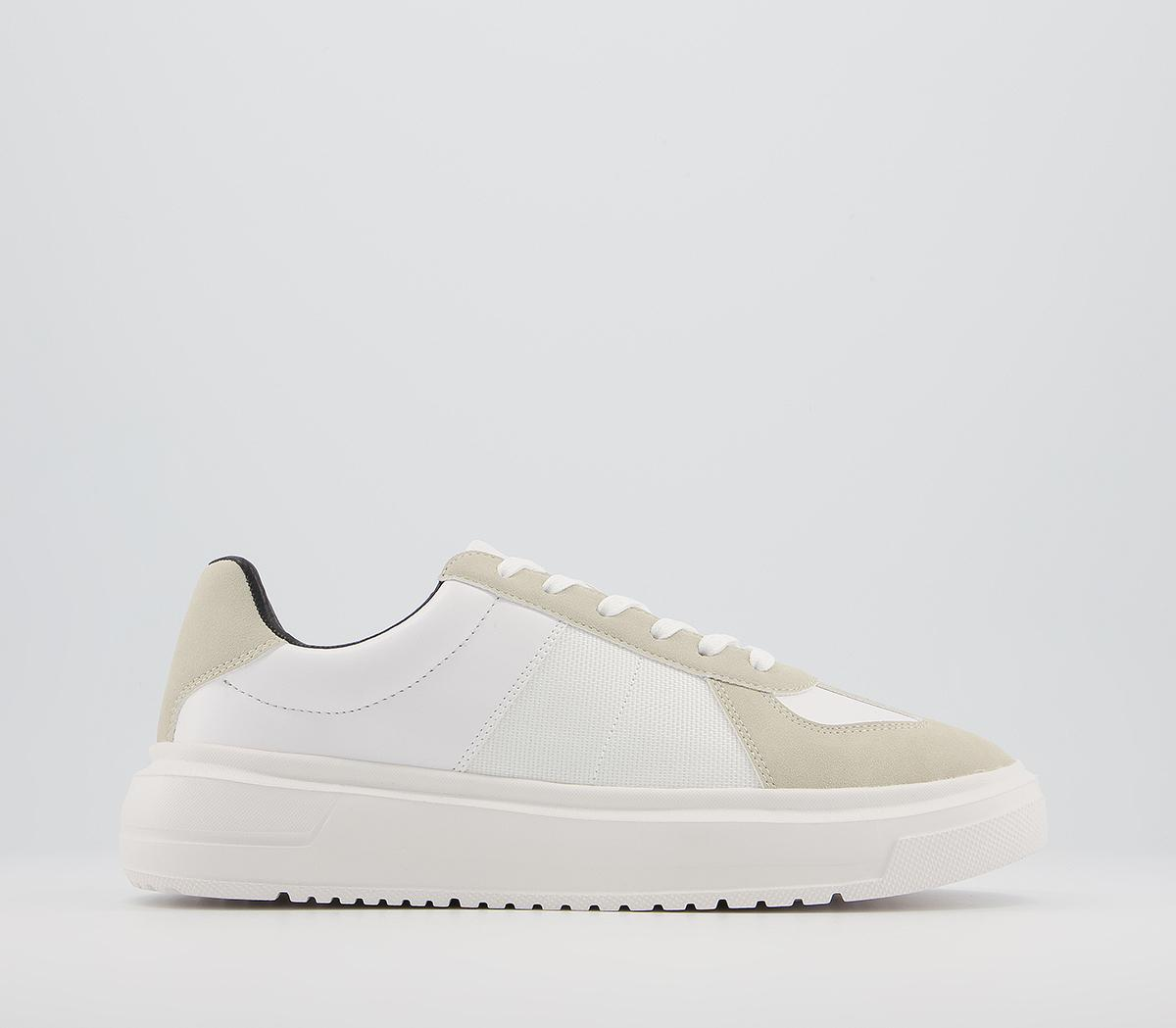 Cyrus Wedge Sole Trainers