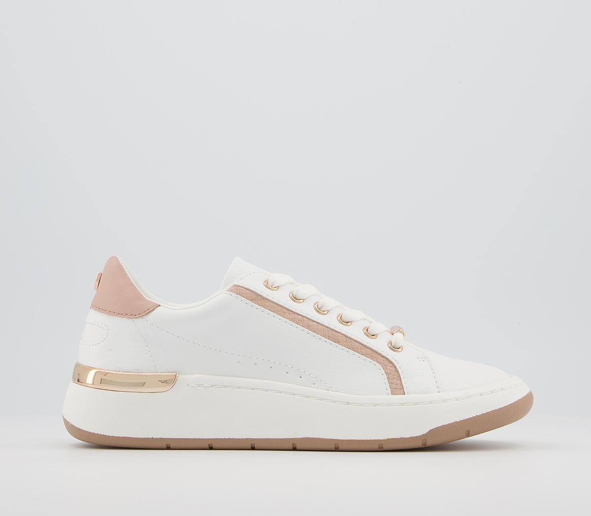 Form Feature Sole Lace Up Trainers