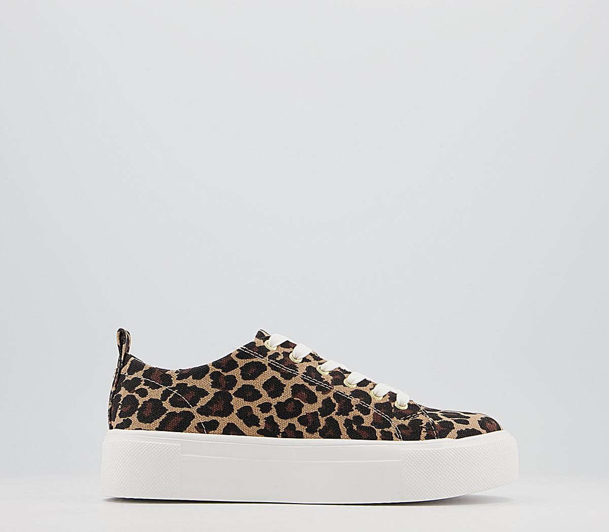 Fazing Flatform Lace Up Trainers