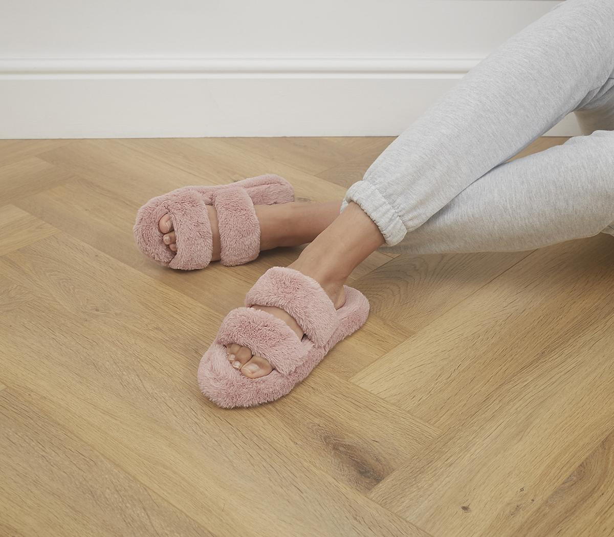 Froze Double Strap Slippers