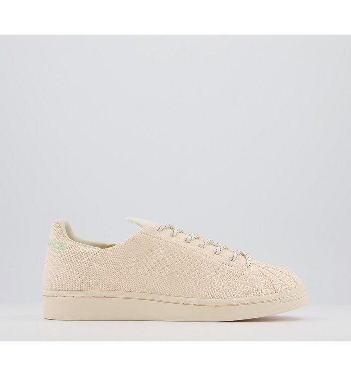 adidas Pw Superstar Pk Trainers CREAM,Natural