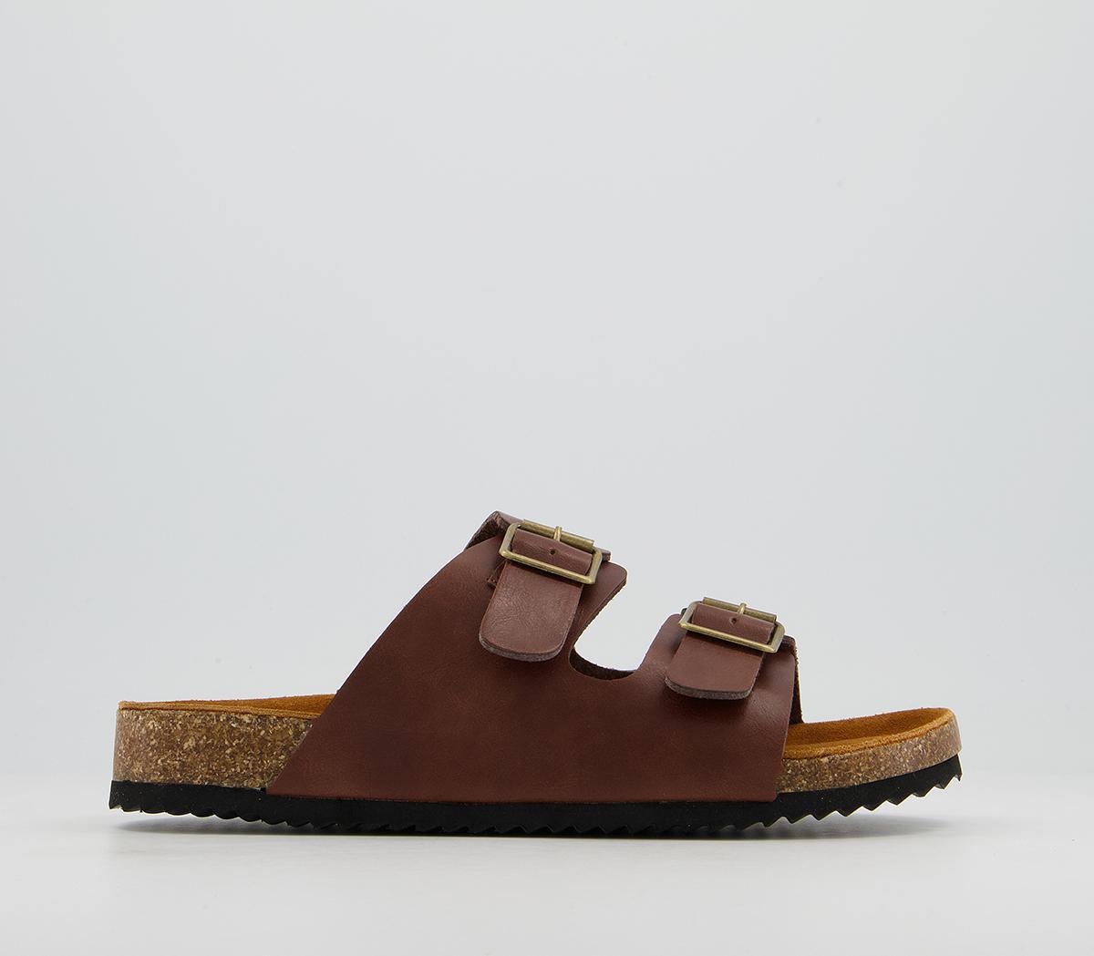 Salem Two Strap Sandals