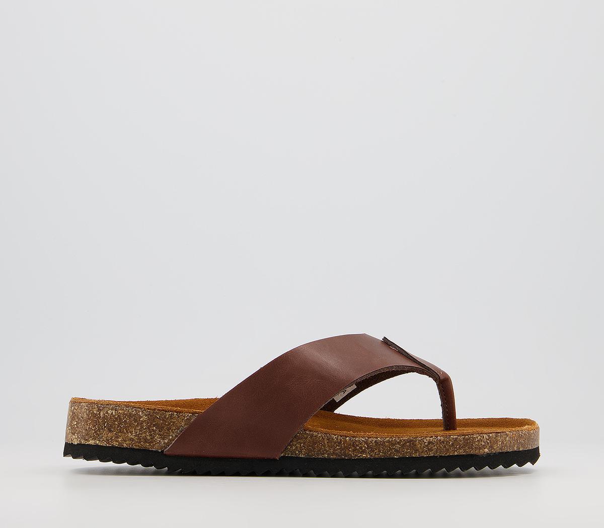 Saul Toe Post Sandals