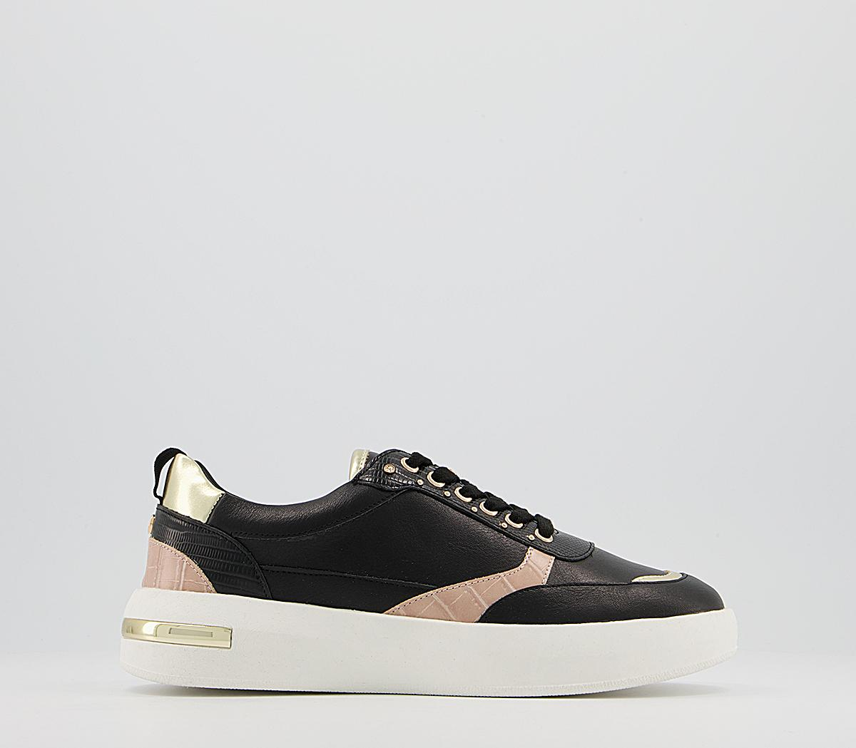 Flattering Chunky Lace Up Trainers