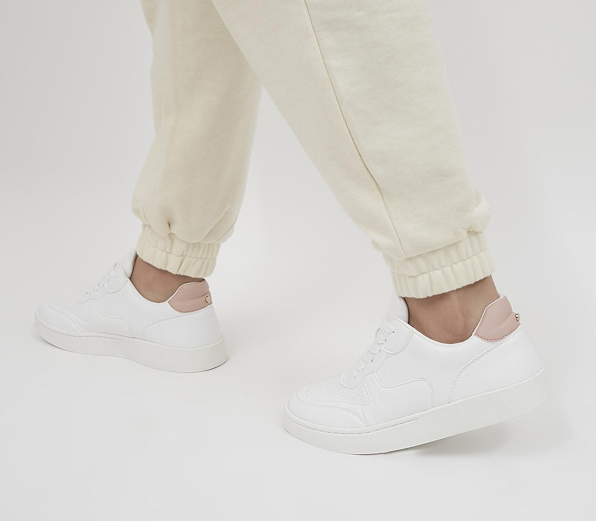 Faris Lace Up Trainers