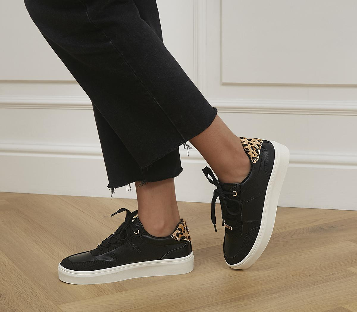 Foremost Lace Up Trainers