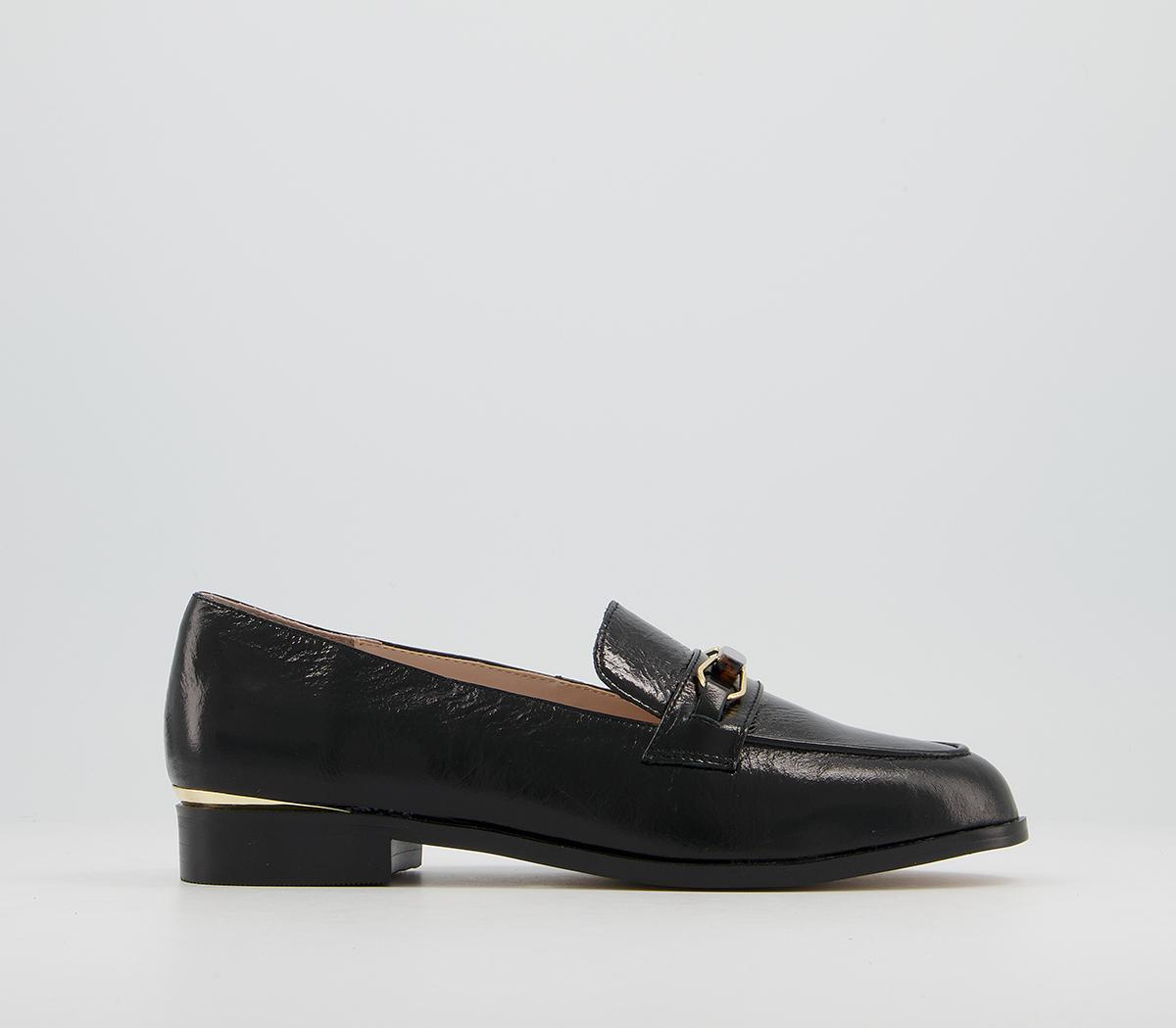 First Hand Snaffle Trim Loafer Shoes