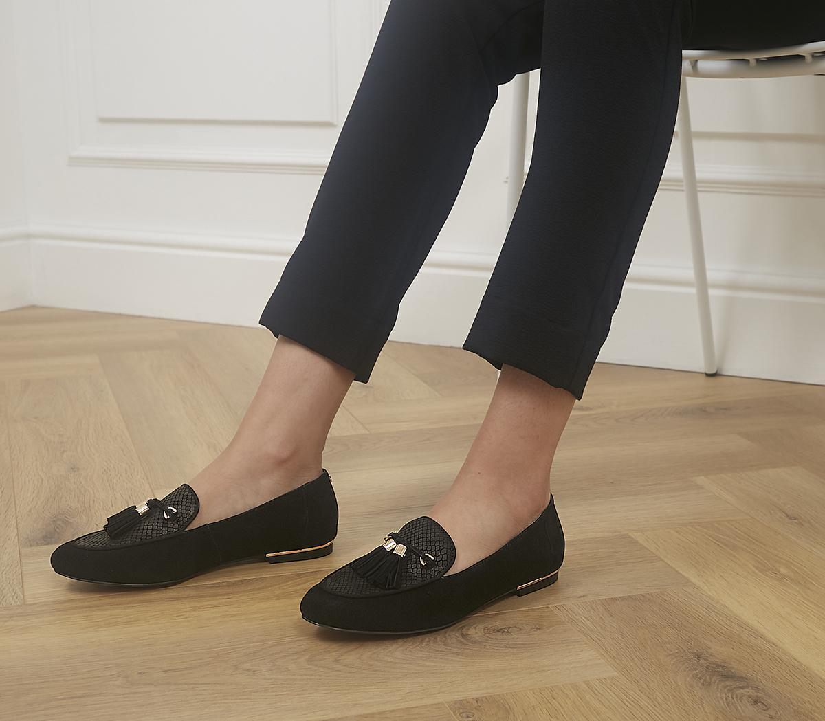 Finitely Tassel Loafers