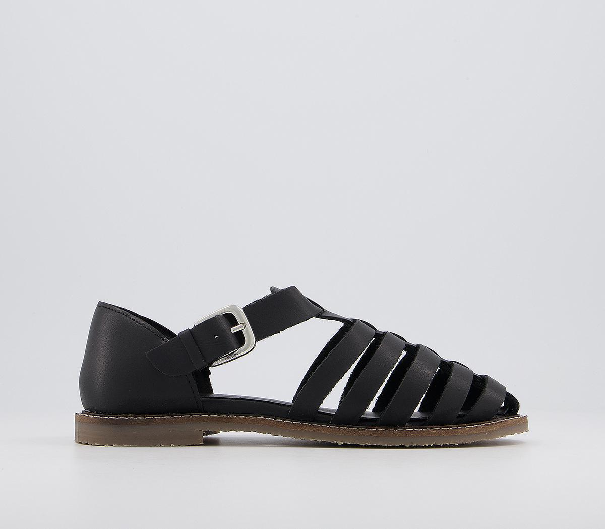 Fonder Strappy Geek Shoes