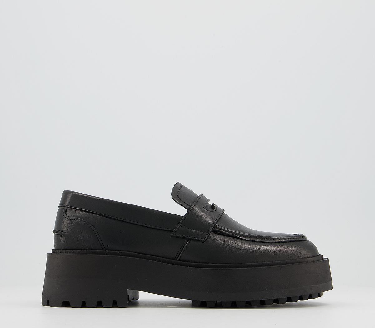 Foresight Smooth Sole Chunky Loafers