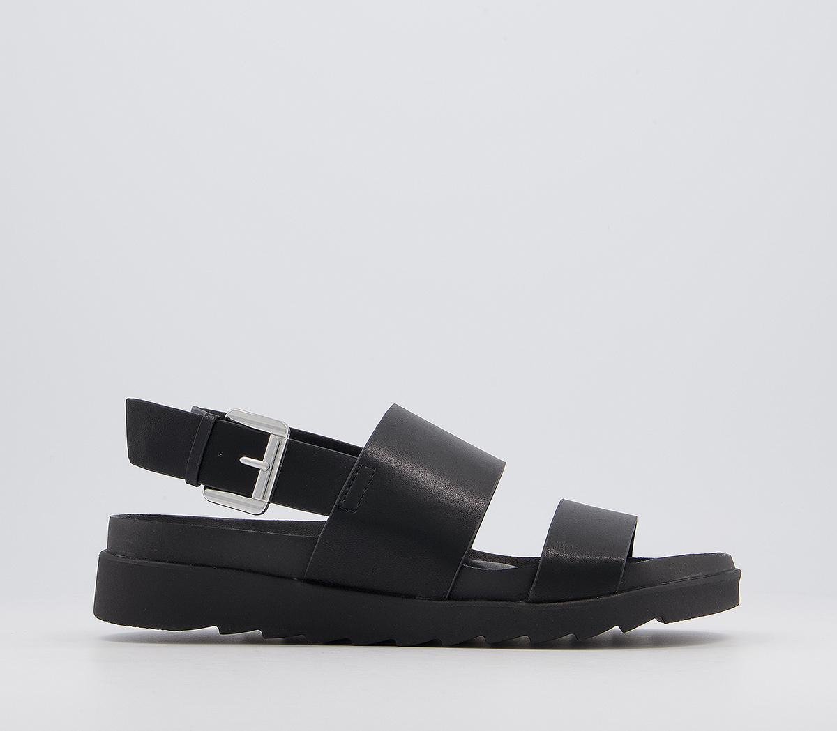 Secure Double Sling Sandals