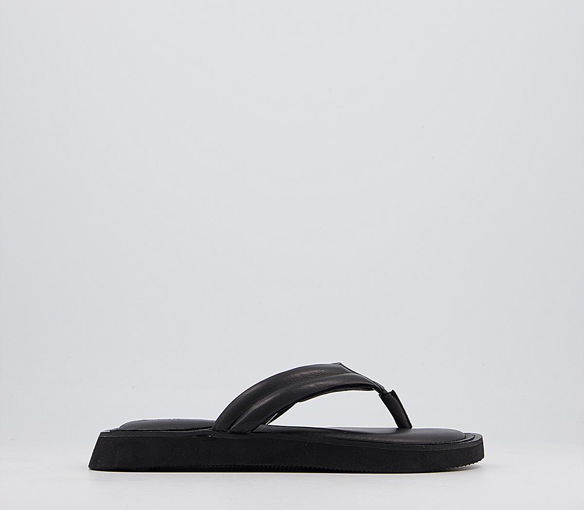 Succeed Toe Thong Mule Sandals