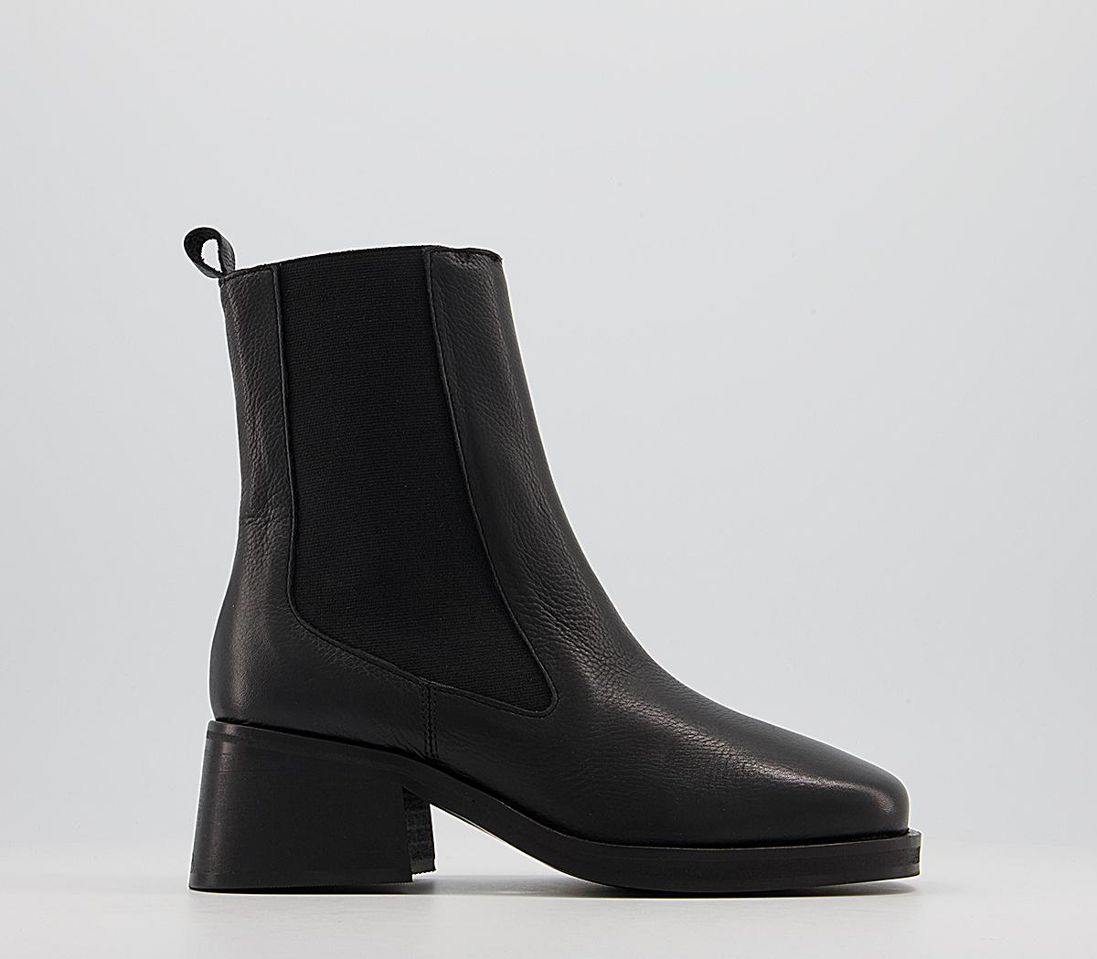 Activate High Cut Chelsea Boots