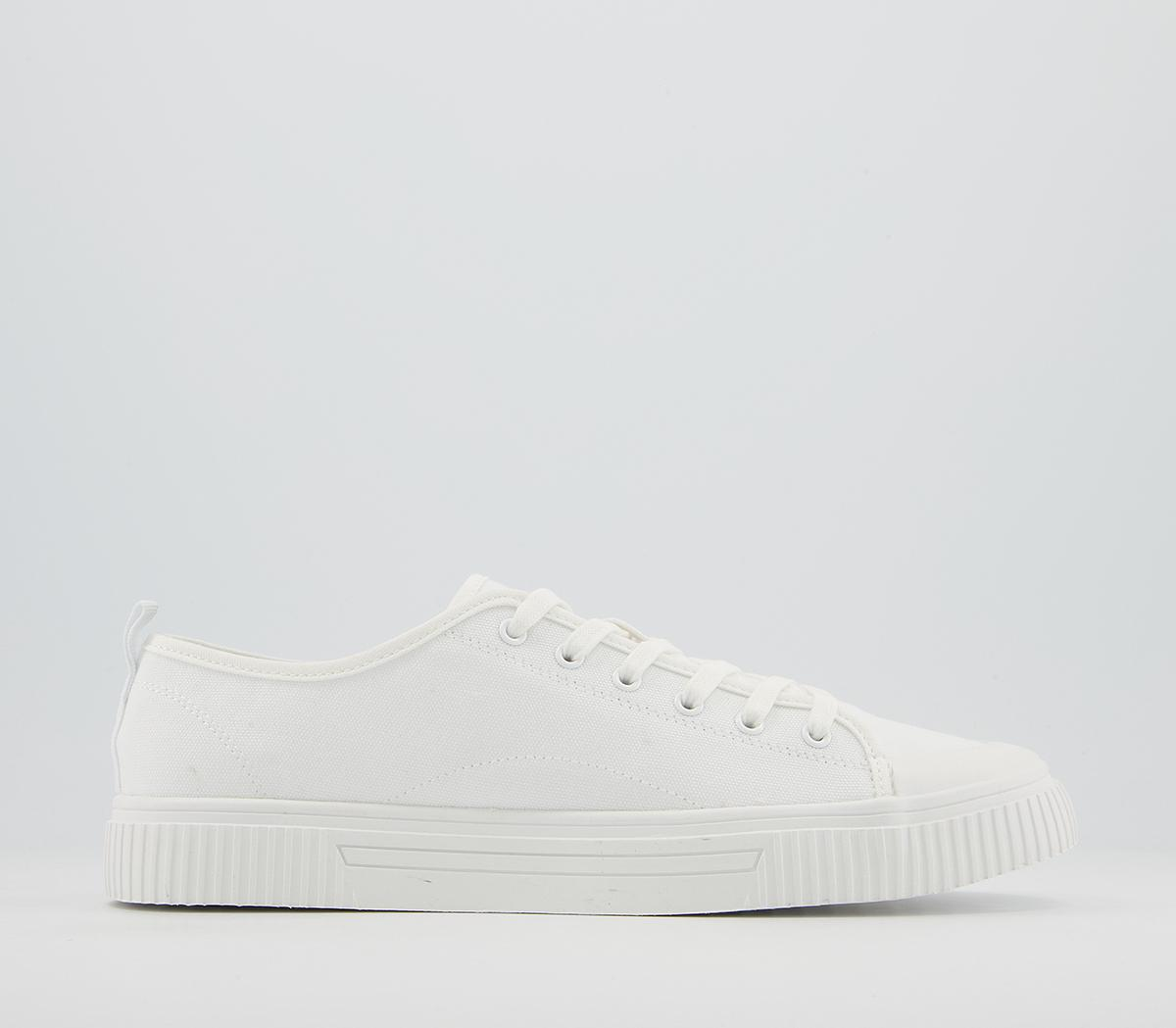 Carmelo Canvas Trainers