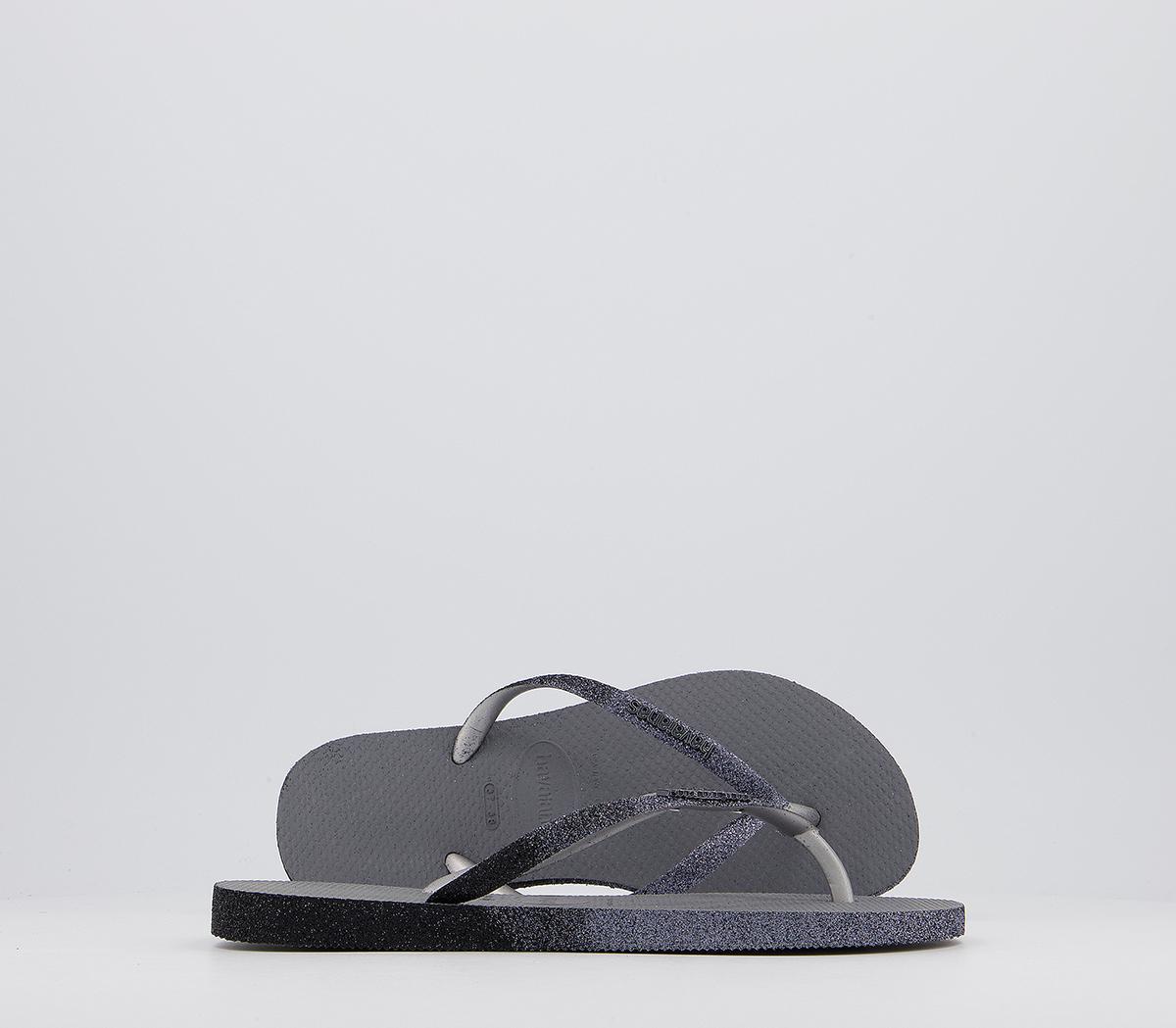 Slim Sparkle II Flip Flops