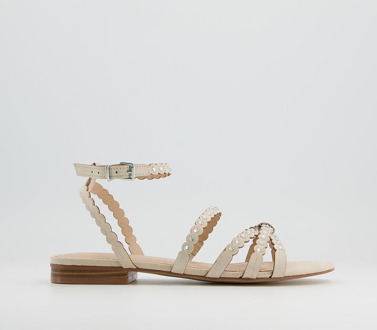 Sprinkle Embellished Sandals