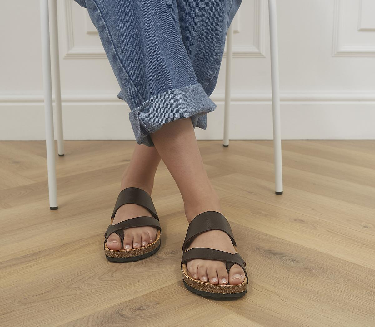 Sanely Footbed Sandals