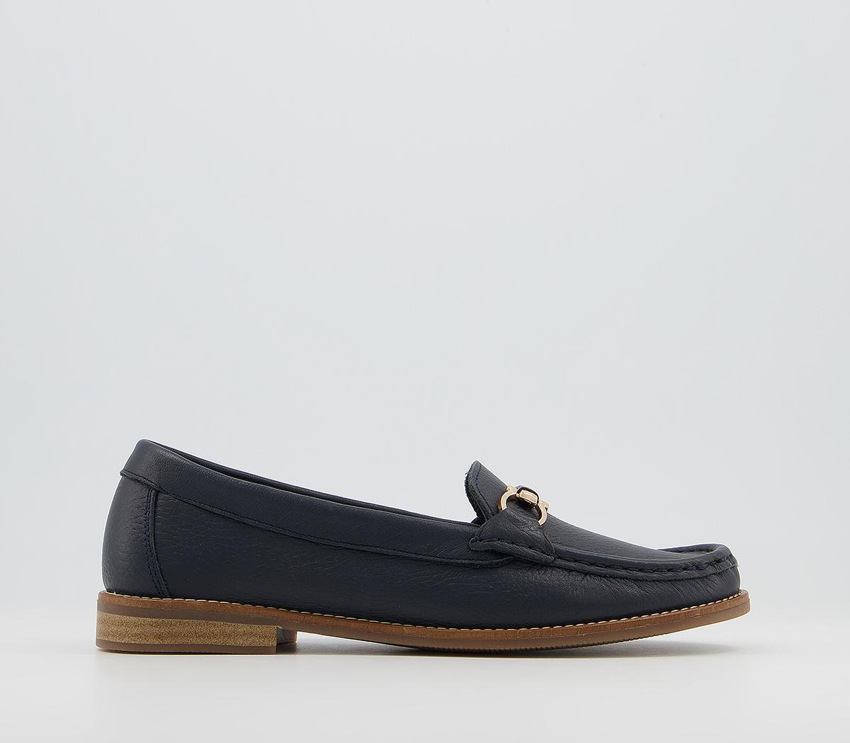 Friesan Trim Soft Loafers
