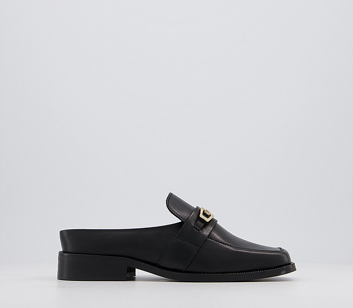 Friday Open Back Loafers
