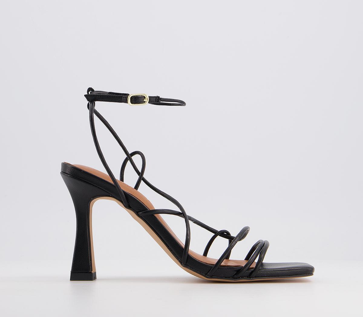 Medea Strappy Heels