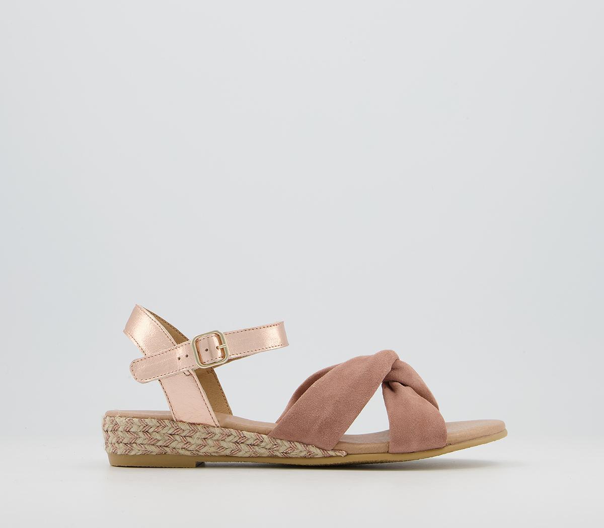 Sarasota Twist Vamp Sandals