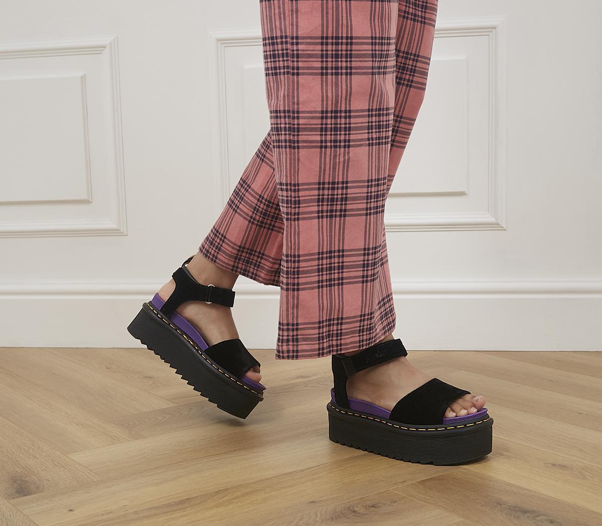 X Girl Platform Sandals
