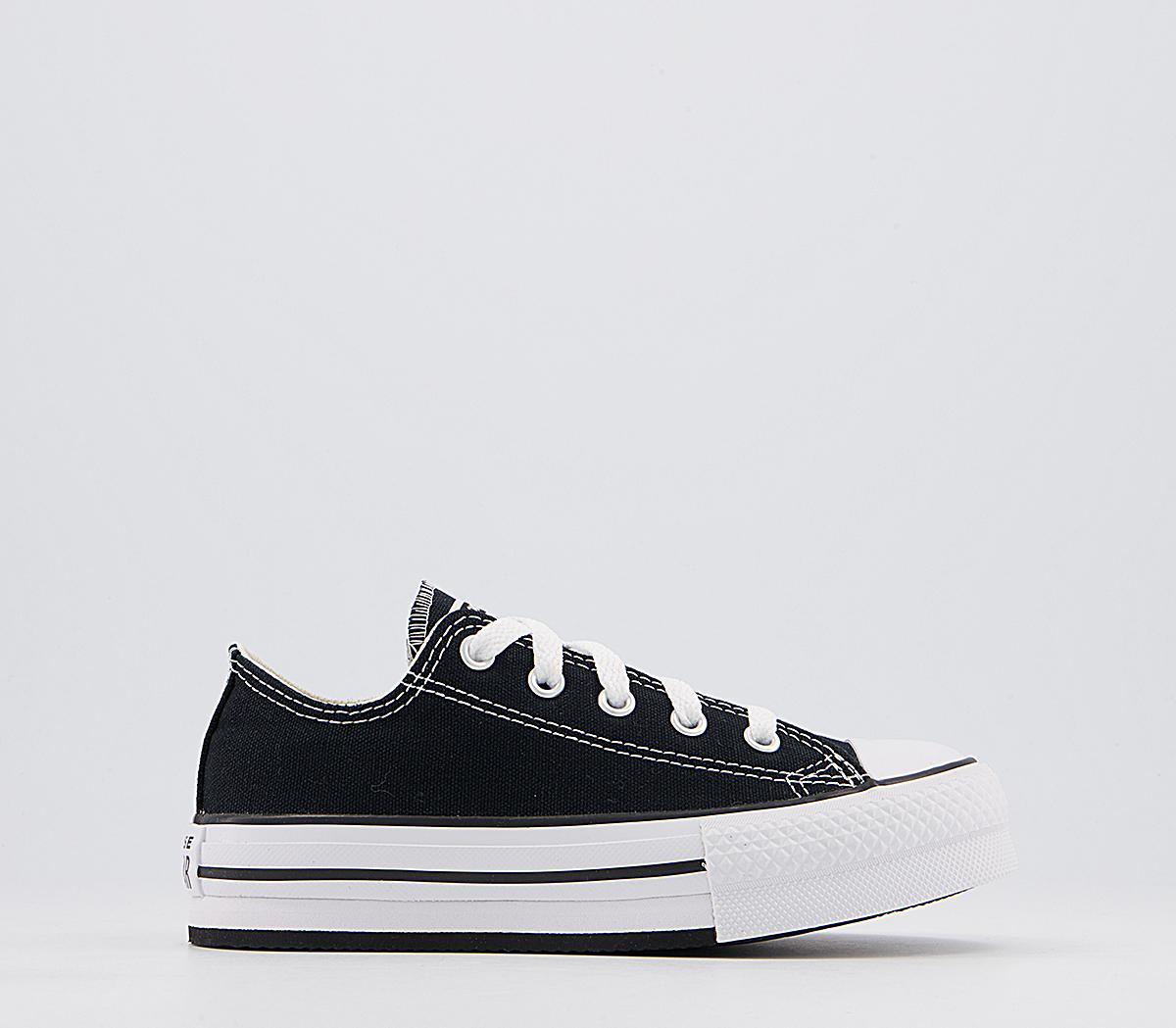 All Star Eva Lift Low Youth Trainers
