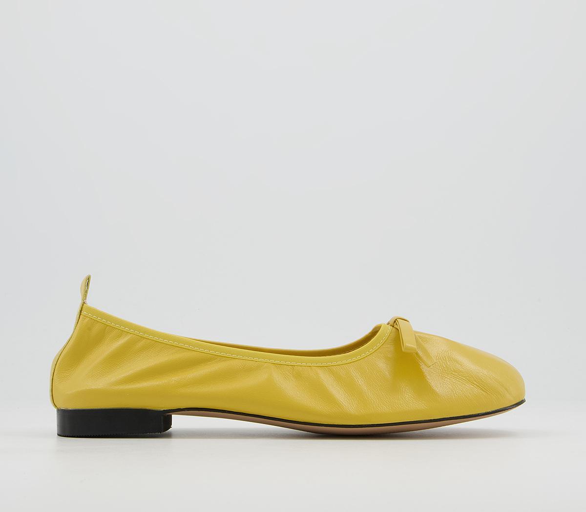 Forefront Soft Unlined Ballet Flats